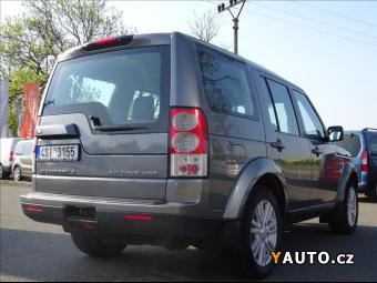 Prodám Land Rover Discovery 3,0 180 kW 4 TDV6 HSE