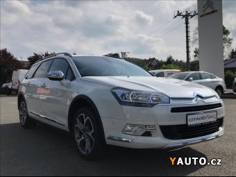 Prodám Citroën C5 2,0 120 kW CrossTourer záruka