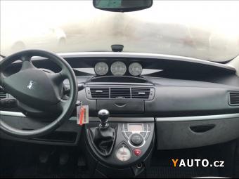 Prodám Peugeot 807 2,0 HDi 100 kW dvě sady kol