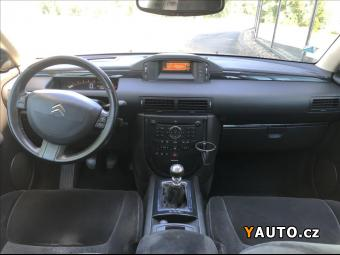 Prodám Citroën C6 2,2 HDi 125kW MAN6