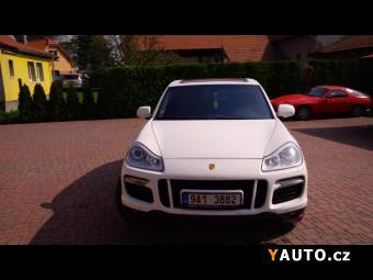 Prodám Porsche Cayenne GTS