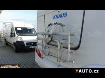 Prodám Knaus Sky Wave 700 MEG 150 PS, TV, 2 x klima, záruka