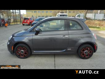 Prodám Fiat 500 E CZ TP, Navigace