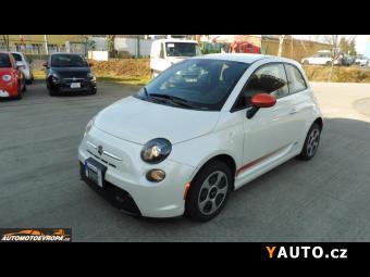 Prodám Fiat 500 E Sport Paket, CZ TP, Navigace