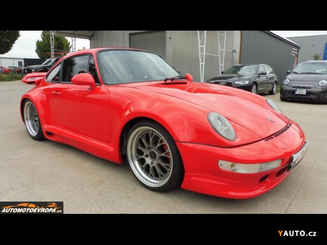 Prodám Porsche 911 Replika model 993 GT2