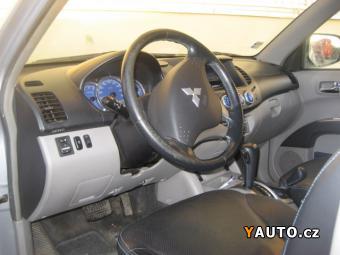 Prodám Mitsubishi L200 2, 5did