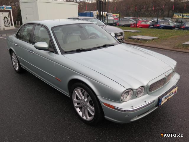 Prodám Jaguar XJR 4,2 V8 290KW SUPERCHARGED