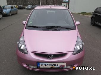 Prodám Honda Jazz 1,4i 61 kW