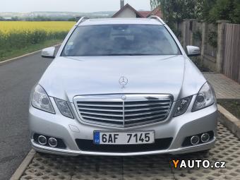 Prodám Mercedes-Benz Třídy E 220 CDI