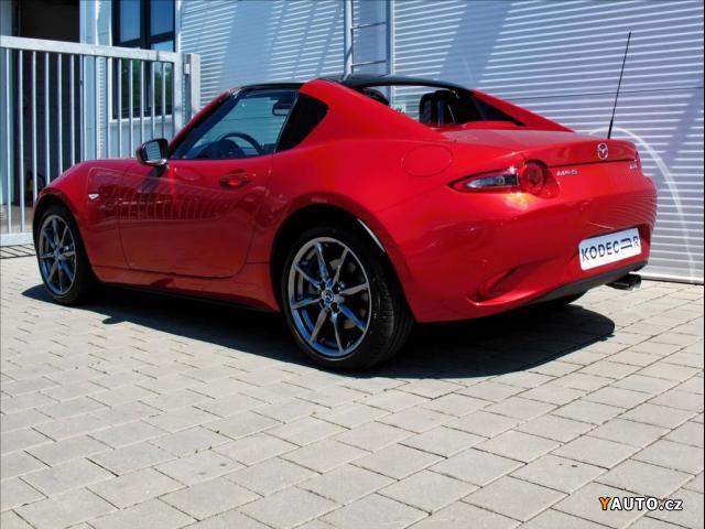 Mazda Mx 5 Rf Cena >> Prodám Mazda MX-5 2,0 Skyactiv-G 160 RF Revolut prodej Ostatní Osobní auta