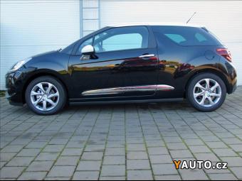 Prodám DS Automobiles DS3 1,2 PureTech 110k S&S EAT6 SO