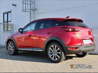 Prodám Mazda CX-3 2,0 Skyactiv-G 6MAN 4x2 Takum