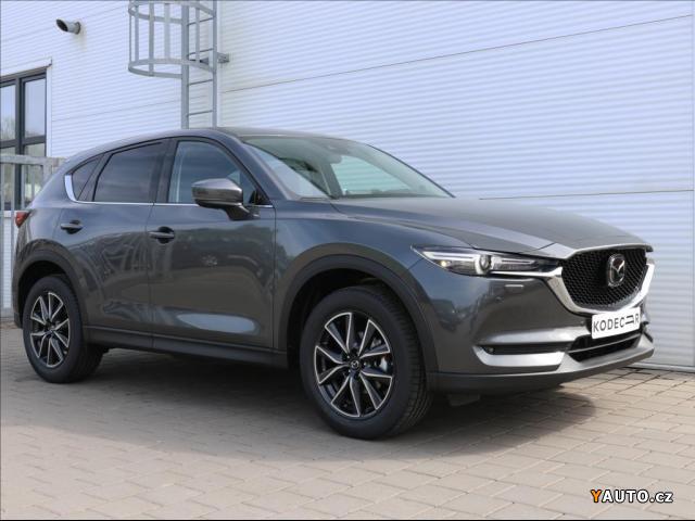 Prodám Mazda CX-5 2,5 Skyactiv-G 6AT 4x4 Revolu
