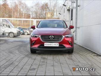 Prodám Mazda CX-3 2,0 Skyactiv-G 6MAN 4x2 Attra