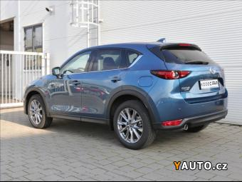 Prodám Mazda CX-5 2,5 Skyactiv-G 194k 6AT 4x4 R