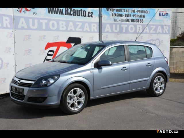 Prodám Opel Astra 1.7CDTI 16V 74kW+1. MAJ+TOP STA