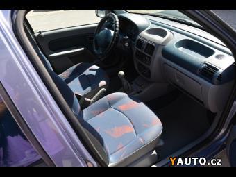 Prodám Renault Clio 1.2i 43kW+UDRŽOVANÉ