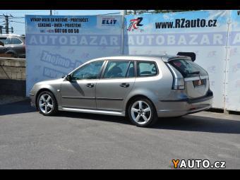 Prodám Saab 9-3 1.9TiD 110kW+TOP STAV