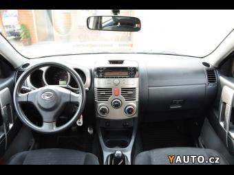 Prodám Daihatsu Terios 1.5i 77kW+1. MAJ+4X4+KLIMA
