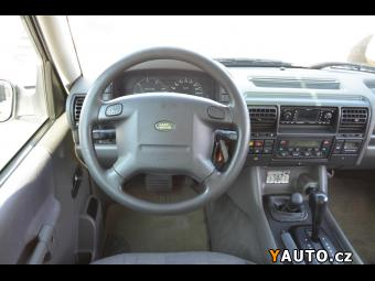 Prodám Land Rover Discovery 2.5Td5 101kW+BEZ KOROZE