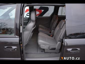 Prodám Chrysler Grand Voyager 2.8CRDi 110kW+EL. DVEŘE+KŮŽE