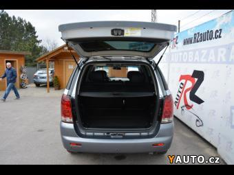 Prodám SsangYong Rexton 2.7XDi 121kW+4x4+KŮŽE+DŘEVO