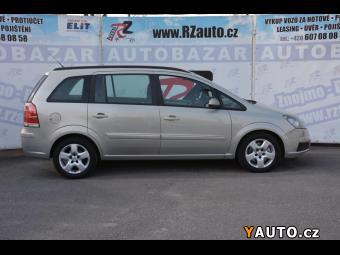 Prodám Opel Zafira 1.9CDTi 88kW+7. MÍST