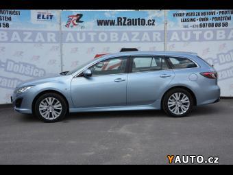 Prodám Mazda 6 1.8i 88kW - ZADÁNO