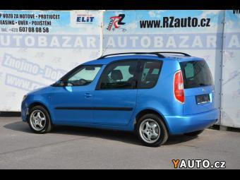 Prodám Škoda Roomster 1.4i 16V LPG+ZÁRUKA NA MOTOR
