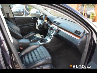 Prodám Volkswagen Passat 2.0TDi 125kW+KŮŽE+DŘEVO+VÝHŘEV