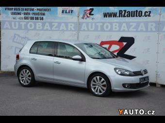 Prodám Volkswagen Golf 2.0TDi 81kW+DUAL. KLIM+TOP SERV