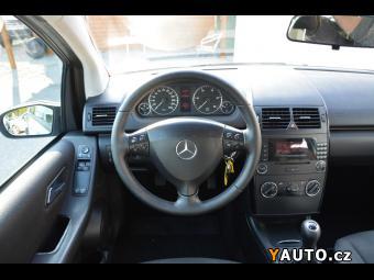 Prodám Mercedes-Benz Třídy A A180CDi 80kW+SERVIS