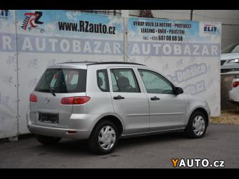 Prodám Mazda 2 1.4MZR-CD 50kW+1. MAJ+AC+SERVIS