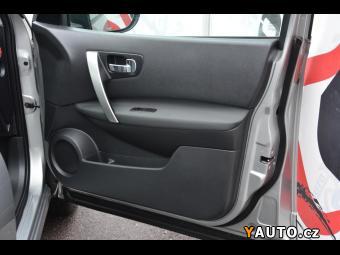 Prodám Nissan Qashqai 1.5dCi 81kW+SERVIS+PANORAMA