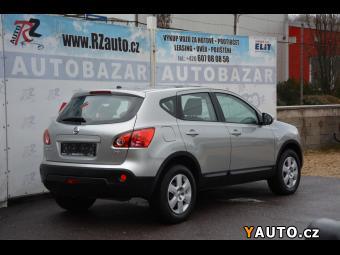 Prodám Nissan Qashqai 2.0dCi 110kW+1. MAJ+4X4+PANORAM