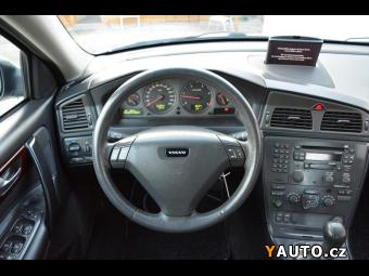 Prodám Volvo S60 2.4D 120kW+KŮŽE+TEL+NAVI