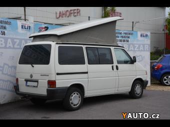 Prodám Volkswagen Multivan WESTFALIA 1.9D 6. MÍST