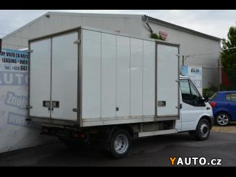 Prodám Ford Transit 2.4TDCi 103kW+1. MAJ+CZ+PO SERV