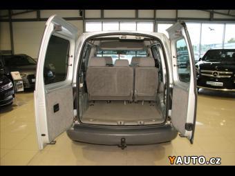 Prodám Volkswagen Caddy 1,9 TDI Klima Tažné