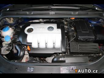 Prodám Volkswagen Golf Plus 1,9 TDI Sportline 1MAJ Serv. kn