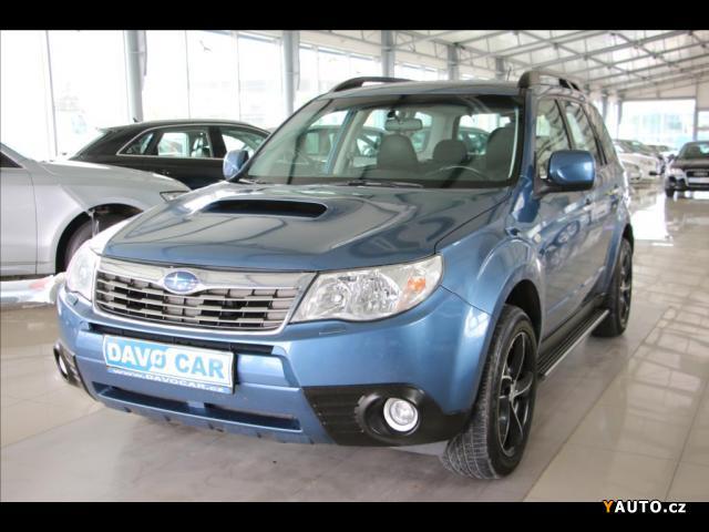 Prodám Subaru Forester 2,0 D 1. Maj. ČR 4x4 Serv. kniha