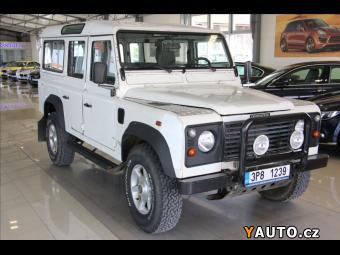 Prodám Land Rover Defender 2,5 TD5 4x4 Tažné zařízení