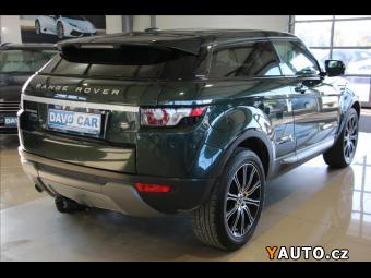 Prodám Land Rover Range Rover Evoque 2,2 TD4 Prestige CZ 1. Majitel