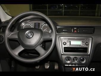 Prodám Škoda Rapid 1,6 TDI Ambiente CZ Serv. Kniha