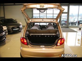 Prodám Daewoo Matiz 0,8 i 36.400km Nová STK CZ