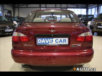 Prodám Daewoo Lanos 1,5 i CZ