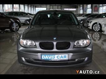 Prodám BMW Řada 1 2,0 d Aut. klima Serv. kniha