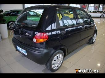 Prodám Daewoo Matiz 0,8 i Centrální zamykání
