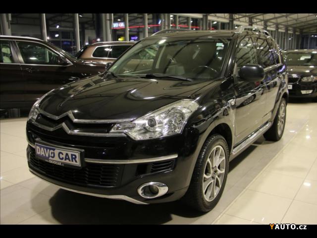 Prodám Citroën C-Crosser 2,4 i Serv. K CZ 4x4 Tempomat
