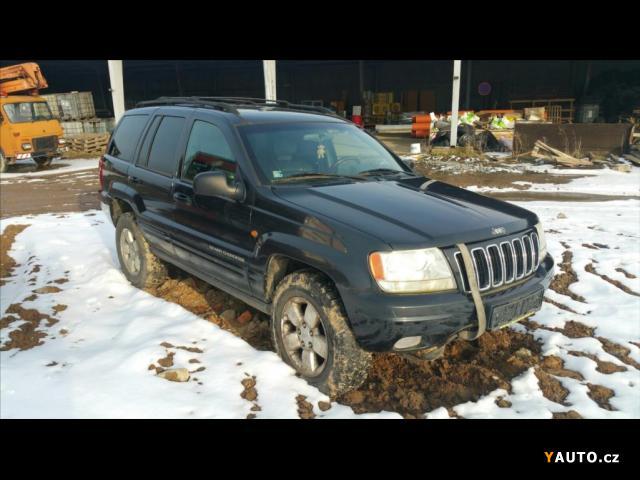 Prodám Jeep Grand Cherokee 3,1 OHV Tažné zařízení